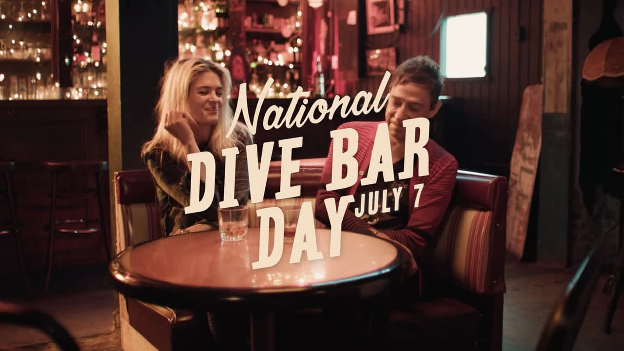 Seagram's 7 National Dive Bar Day ft. The Kills