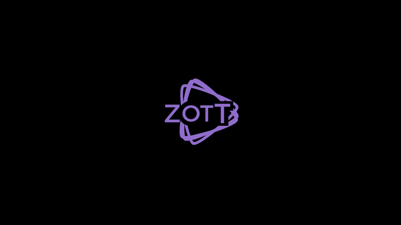 ZOTT Motion and Branding Elements
