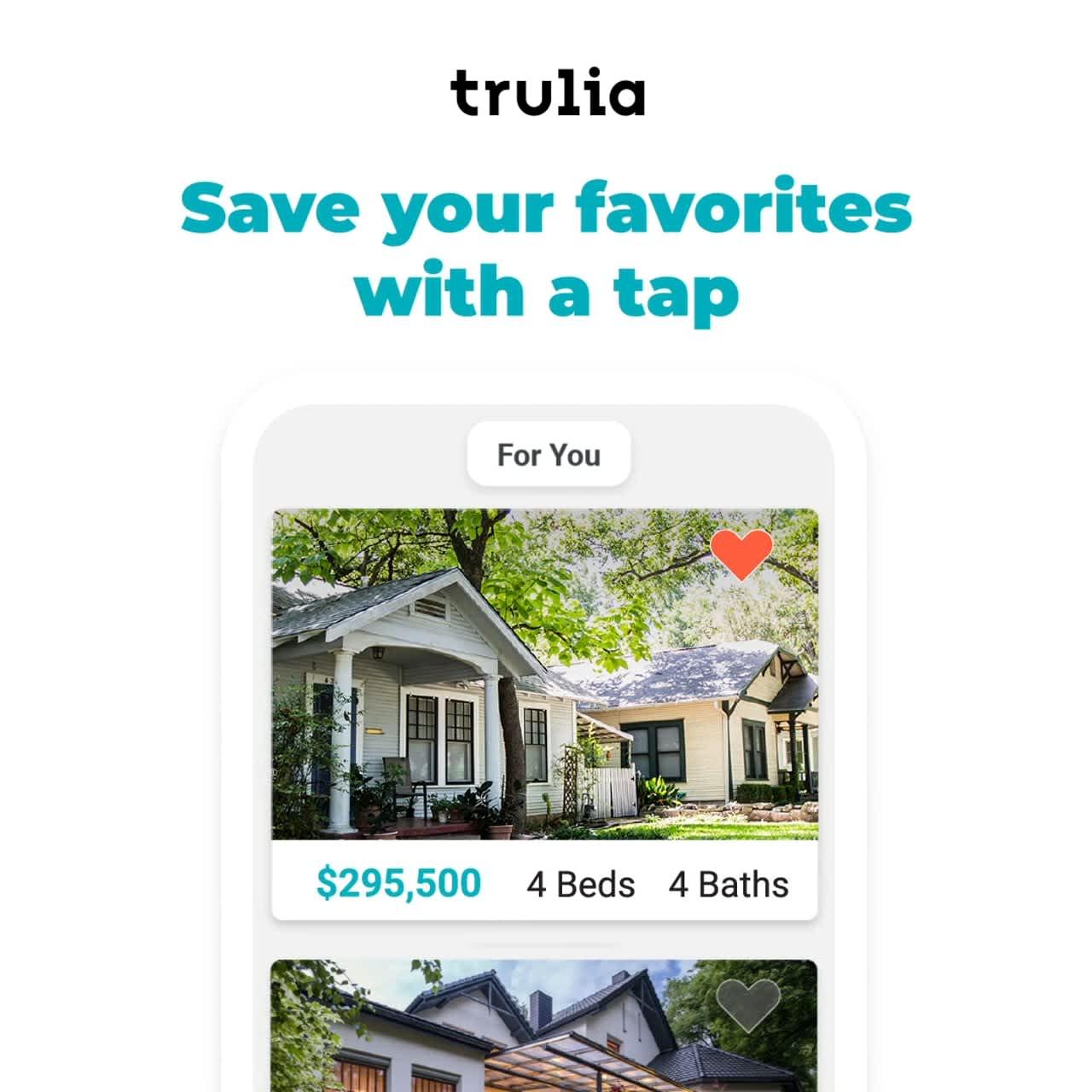 Trulia Mobile UI Videos
