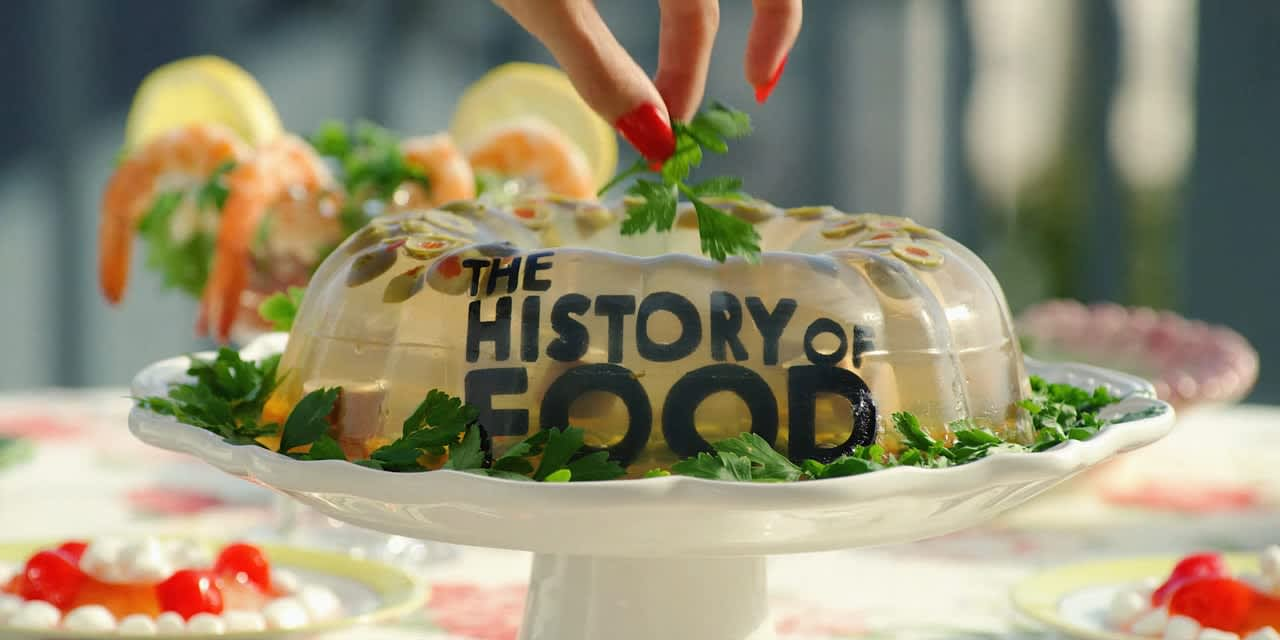 """The History of Food"""