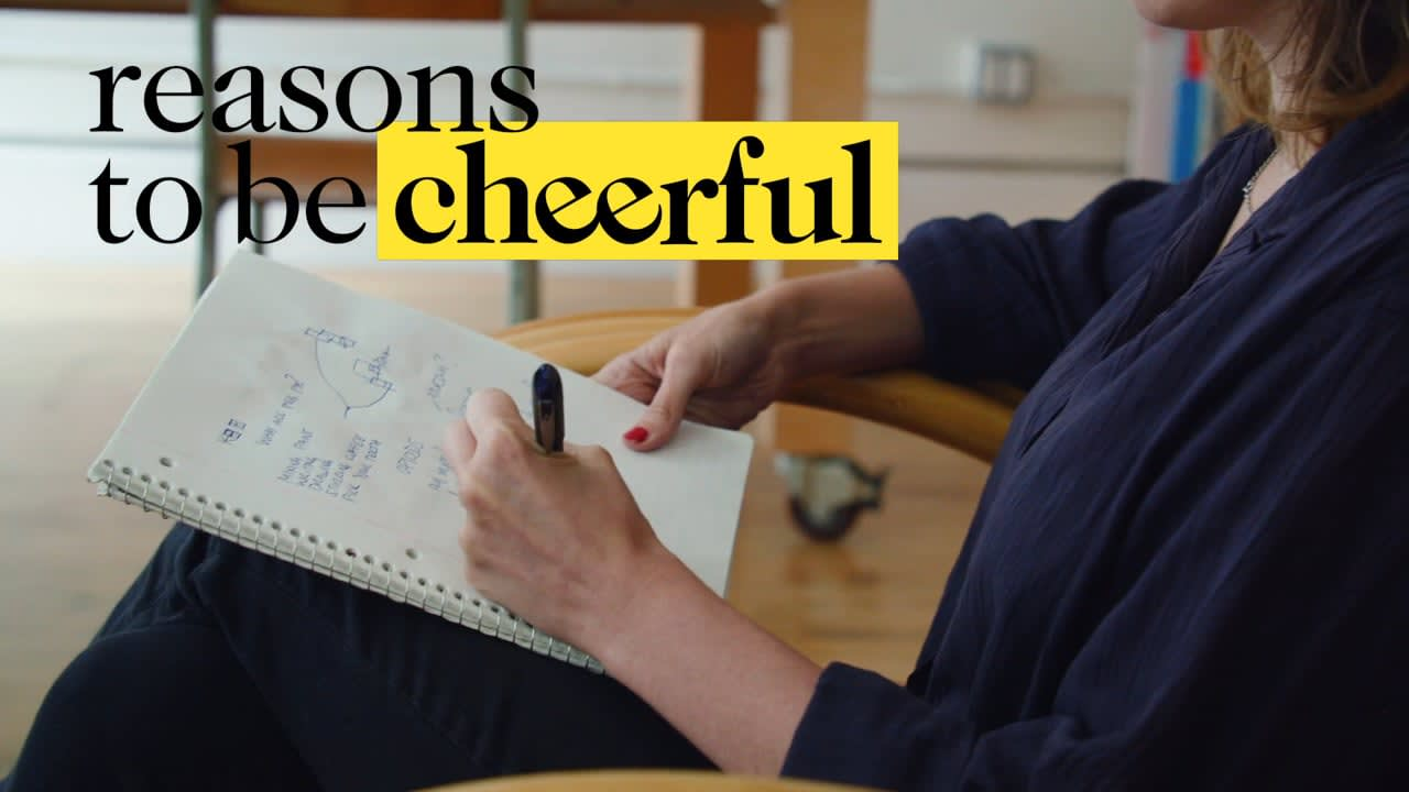 Reasons to be Cheerful Launch Video