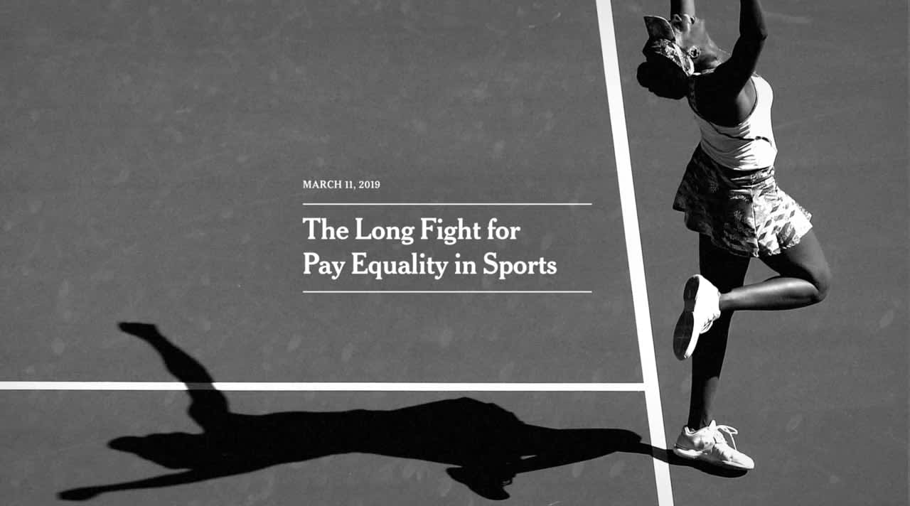 """The New York Times """"The Long Fight"""""""