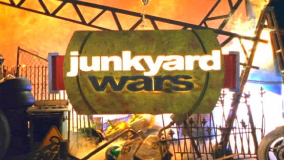 Junkyard Wars Show Open