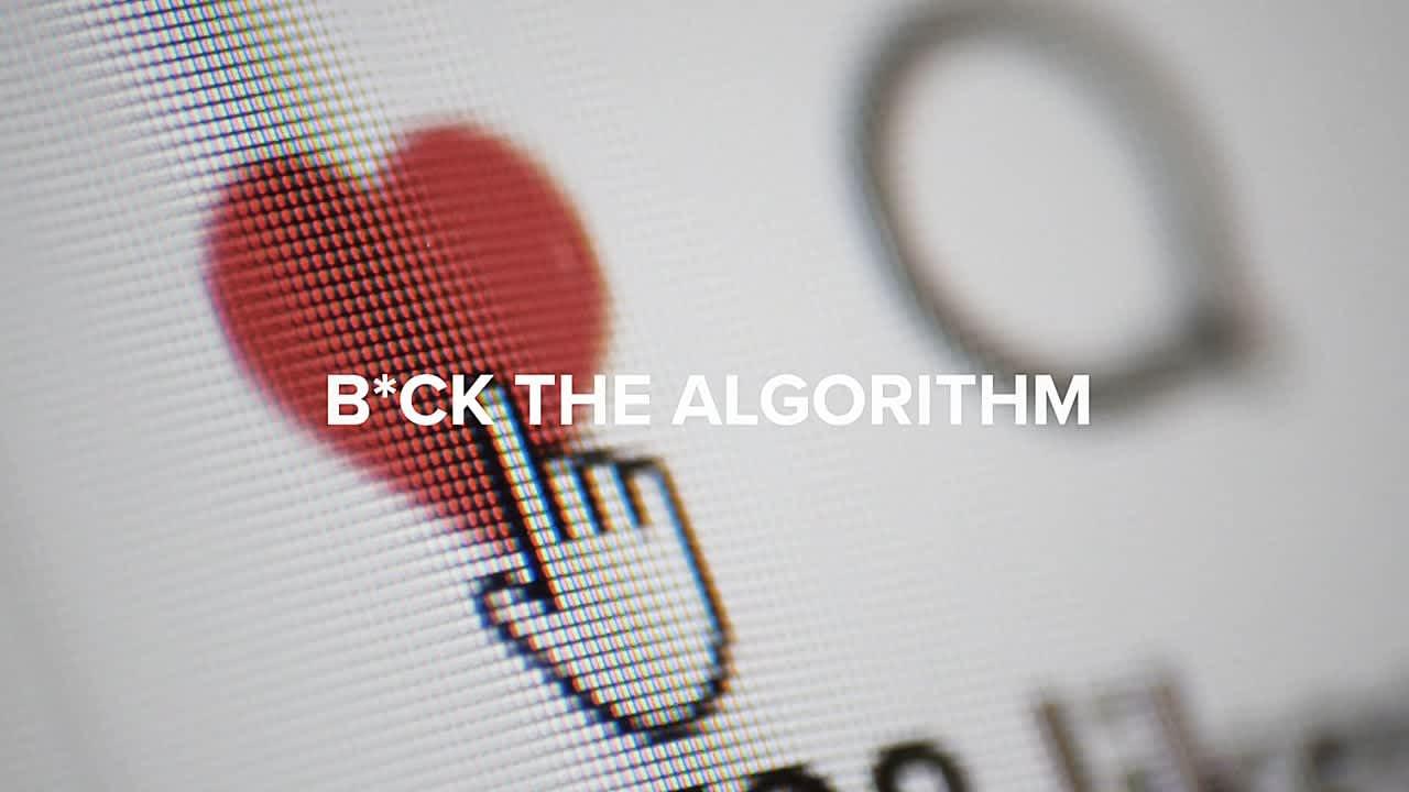 "Tazo - ""B*ck The Algorithm"" Pitch"