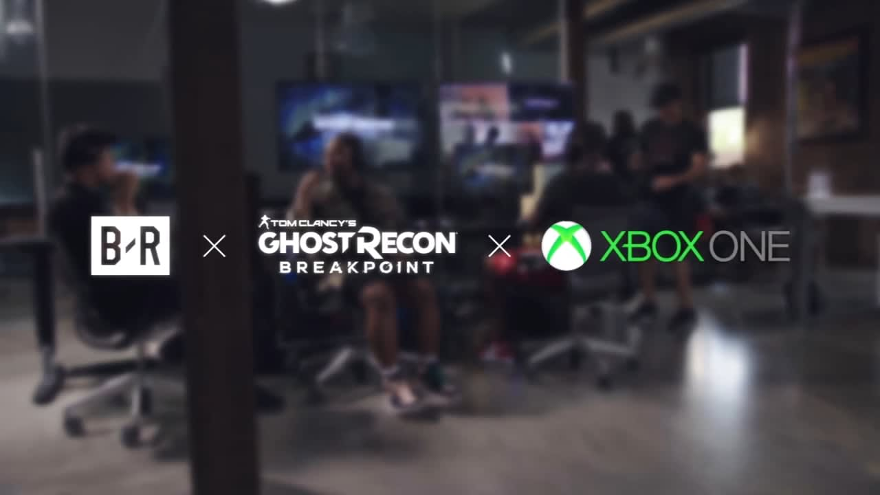 Ubisoft x Bleacher Report - Le'Veon Bell and Jamal Adams go head to head in Ghost Recon