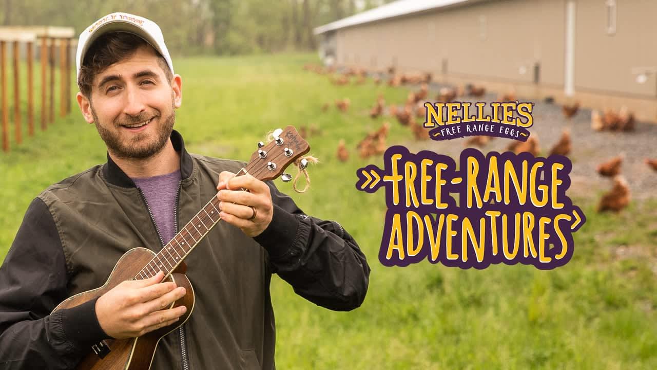 NELLIE'S FREE RANGE ADVENTURES