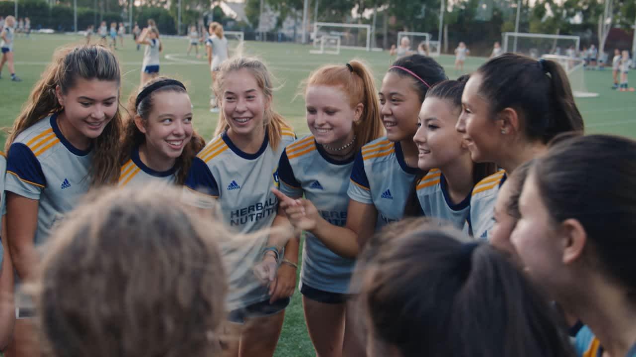 Adidas | LA Galaxy Academy Promo