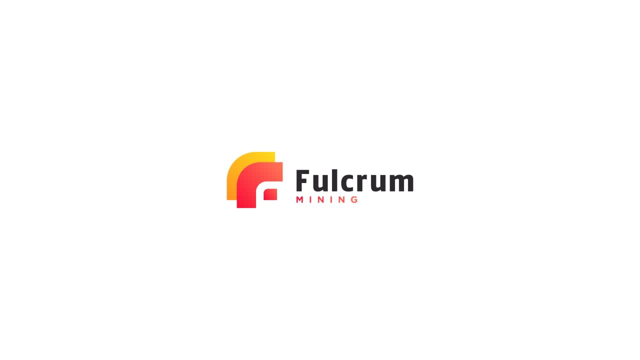 Fulcrum – Georgia logo animation