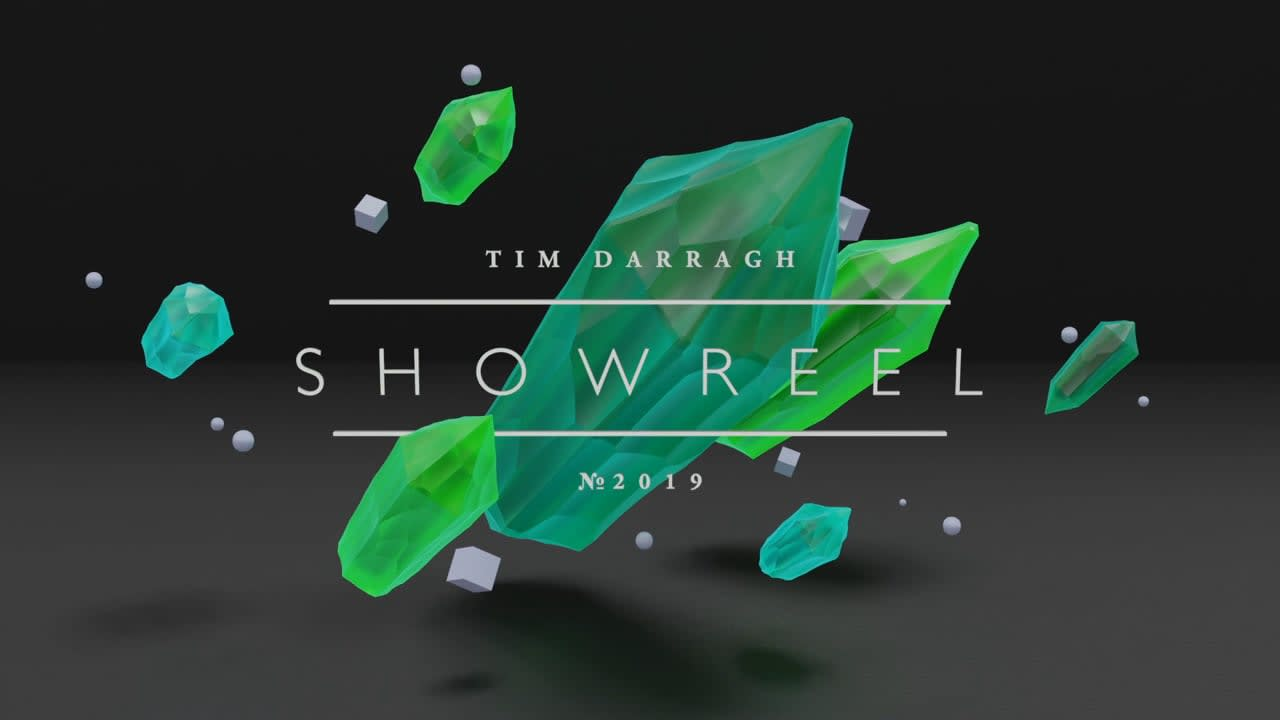 2019 Showreel