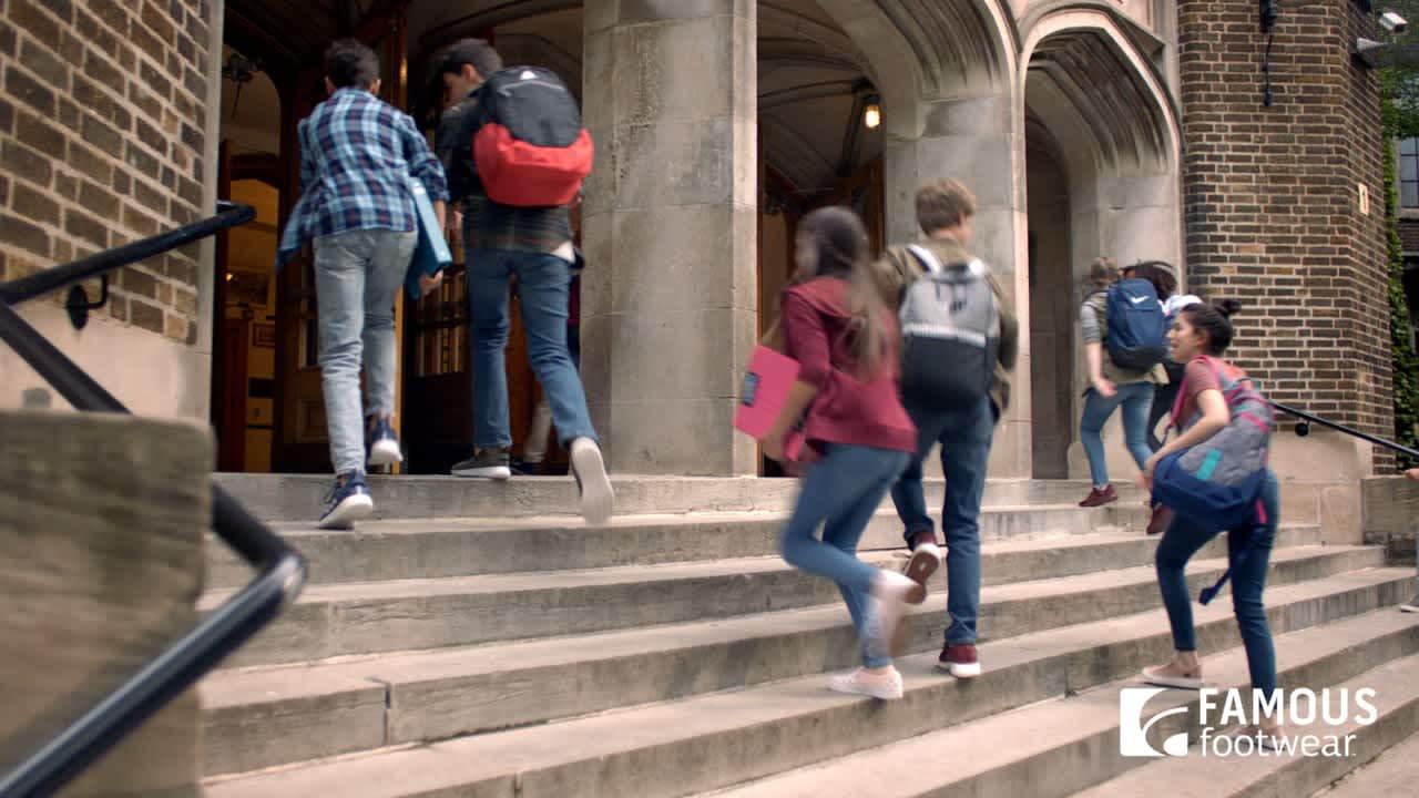 Famous Footwear Back-to-School