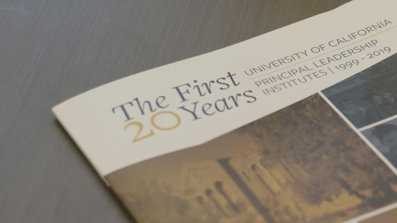 UCLA PLI 20th anniversary
