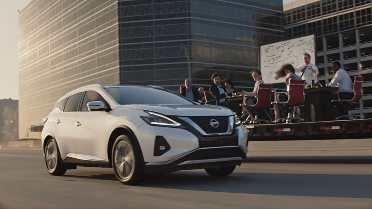 Nissan - Mondays