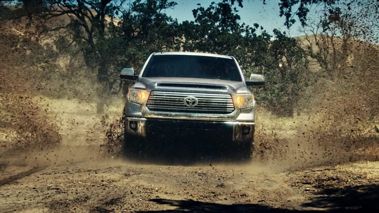 Toyota Tundra Give it All