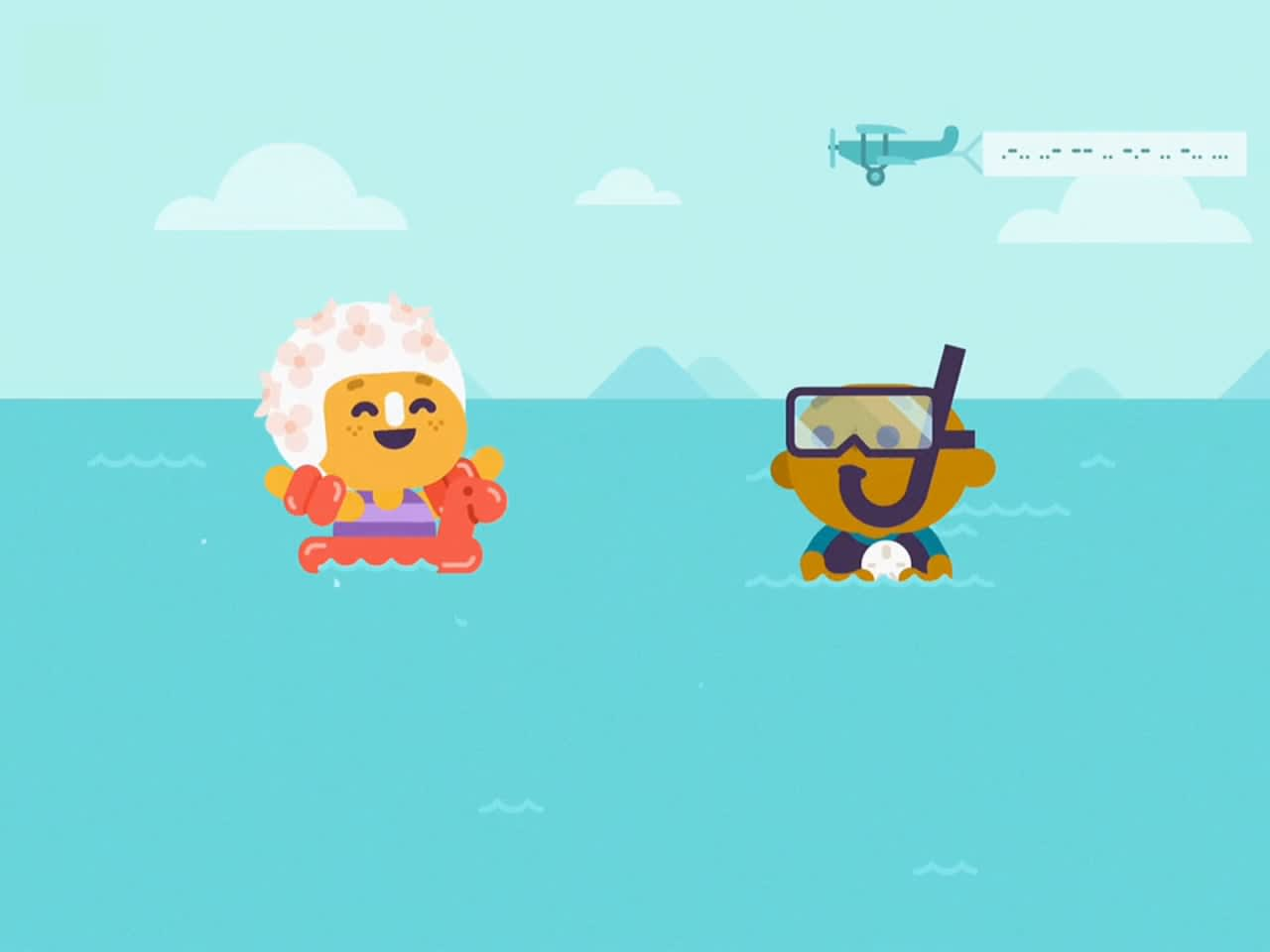 LumiKids Beach App
