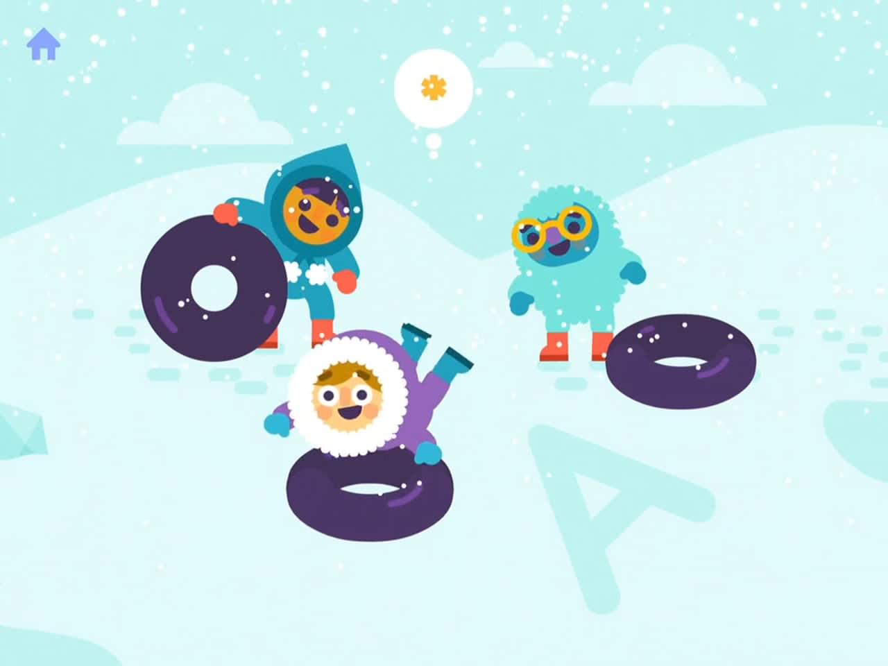 LumiKids Snow App