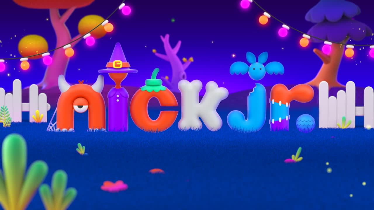 Nick Jr. Halloween 2019 Campaign