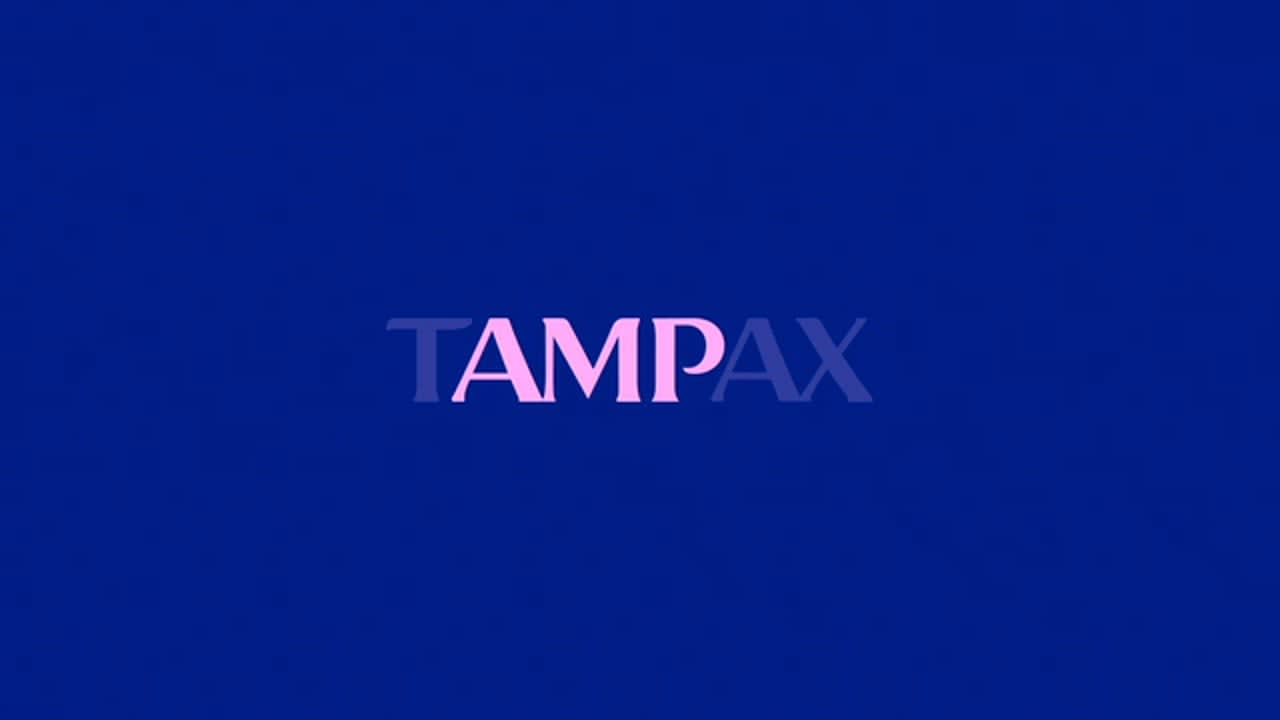 Tampax without the t.a.x.