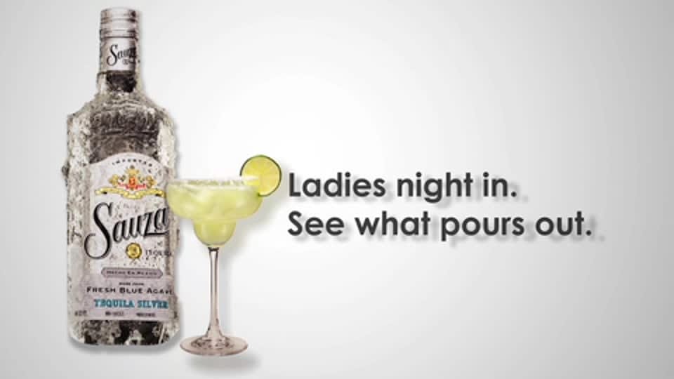 Ladies Night In...See What Pours Out/Sauza Tequila