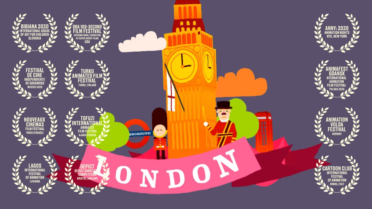 London, Animation