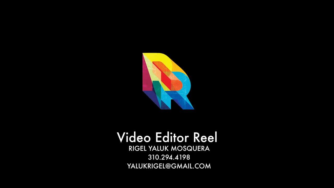 Video Editor Reel 2020