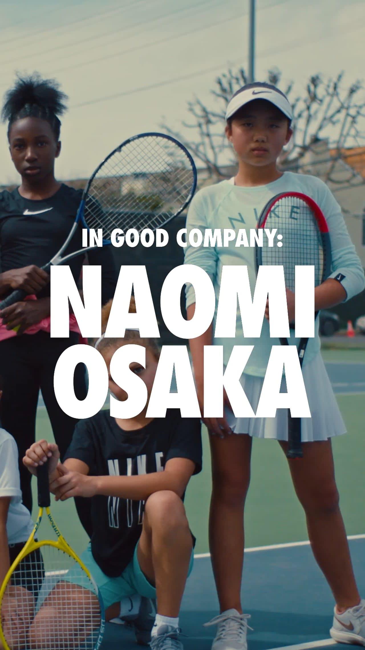 """Nike - """"In Good Company"""" with Naomi Osaka"""