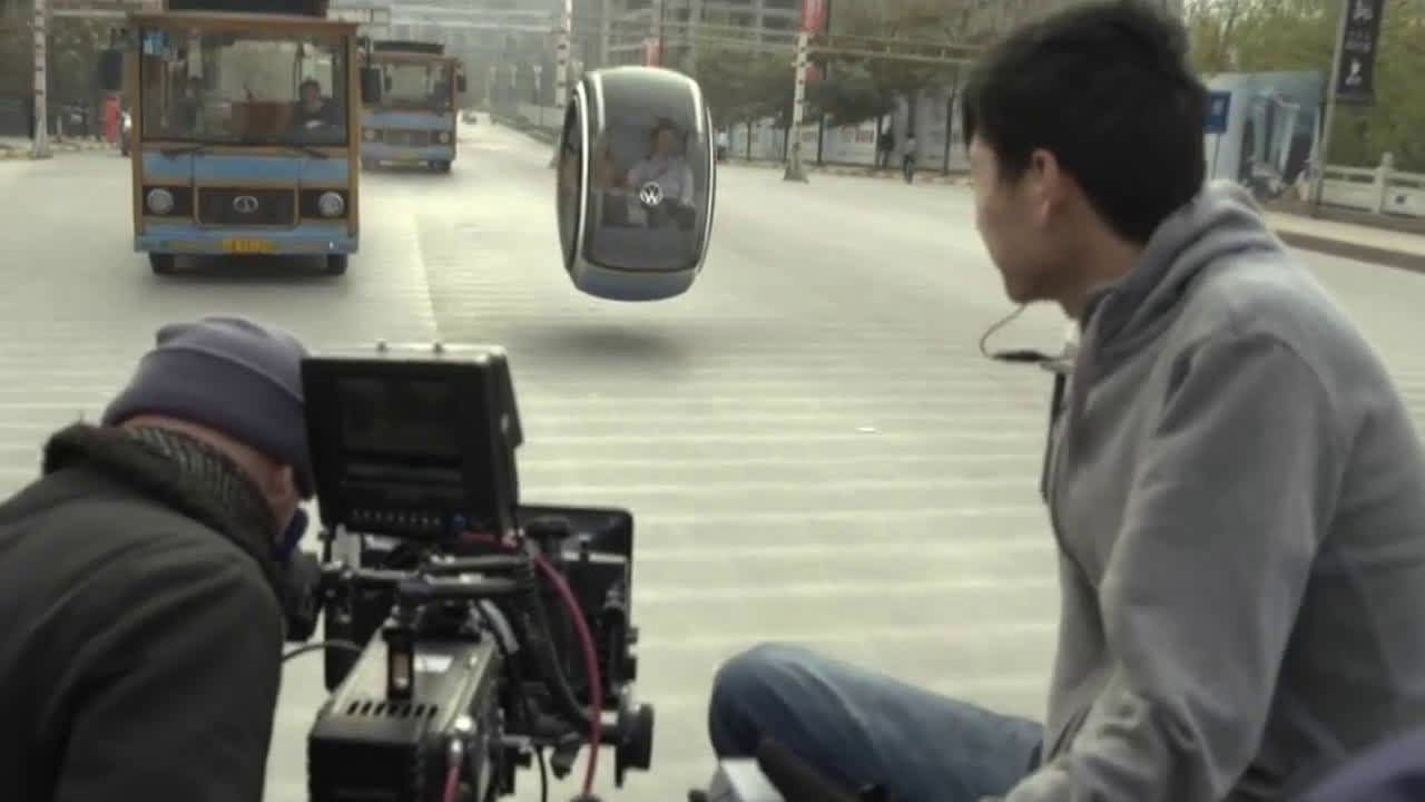 People's Car Project by Volkswagen