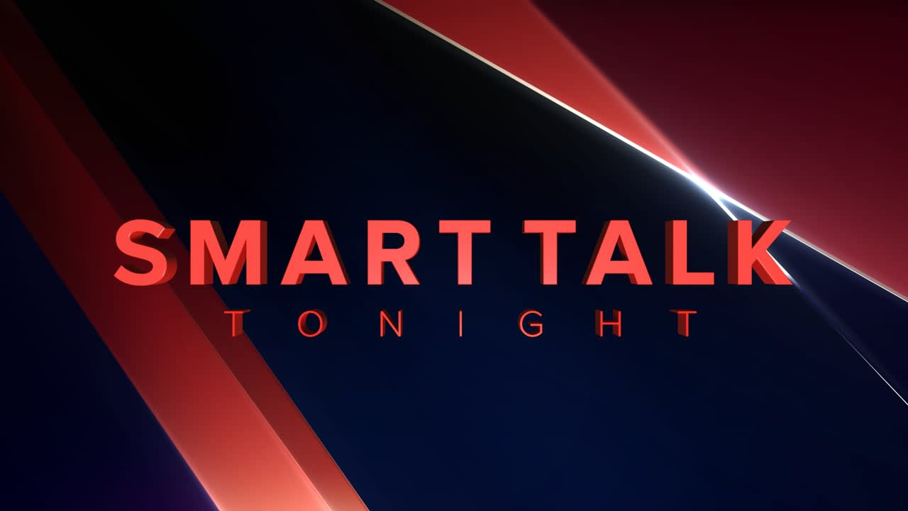 SMART TALK Title Sequence