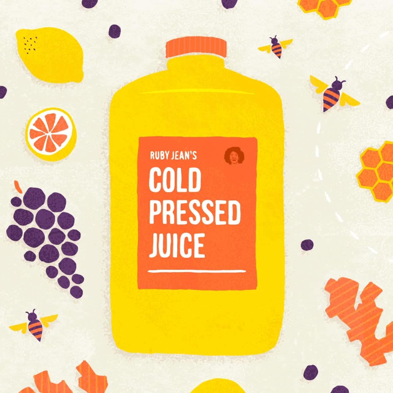 Ruby Jean's Immunity Lemonade