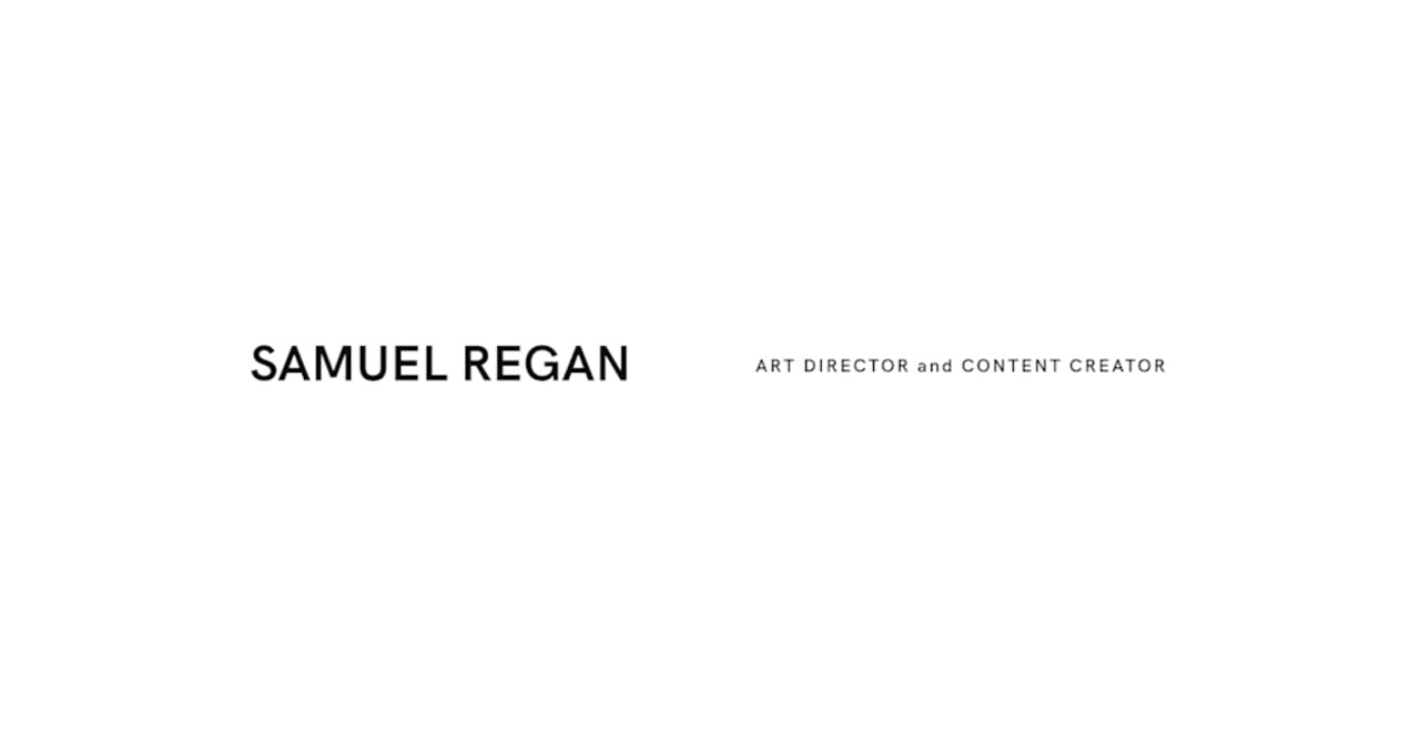 Samuel Regan Reel 2020