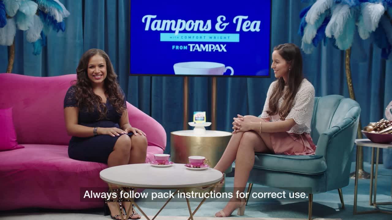 Tampons & Tea