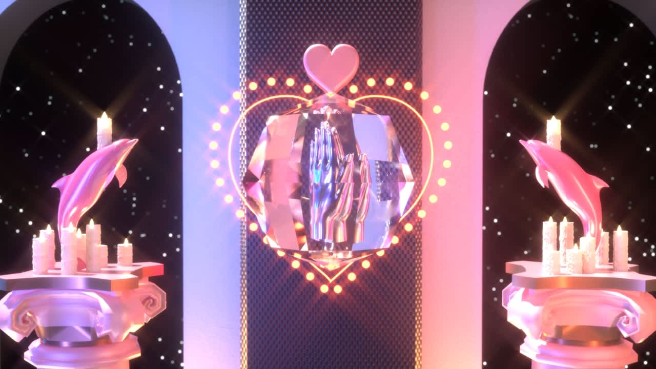 "DUA LIPA & TBM - ""LOVE IS RELIGION"" / REMIX VISUALIZER"