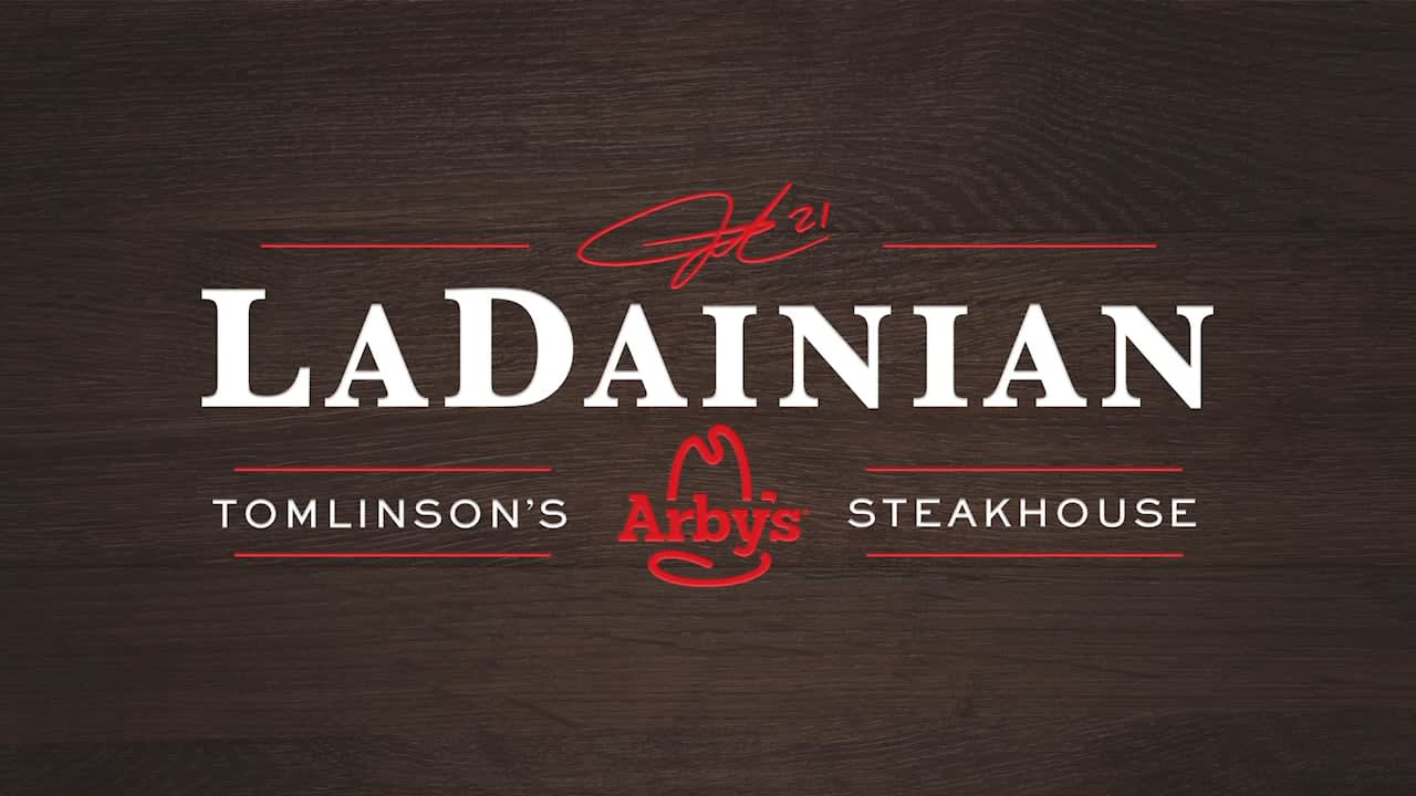 LaDainian Tomlinson's Arby's Steakhouse