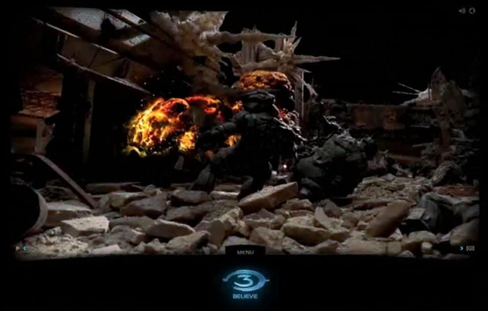 Halo 3 Believe.com