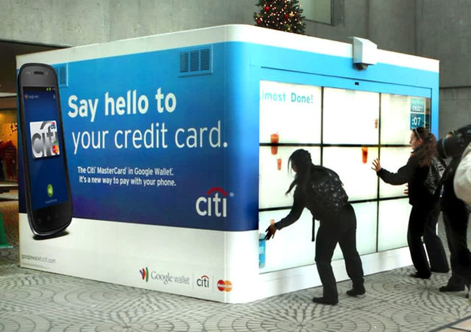 Citi Mastercard in Google Wallet
