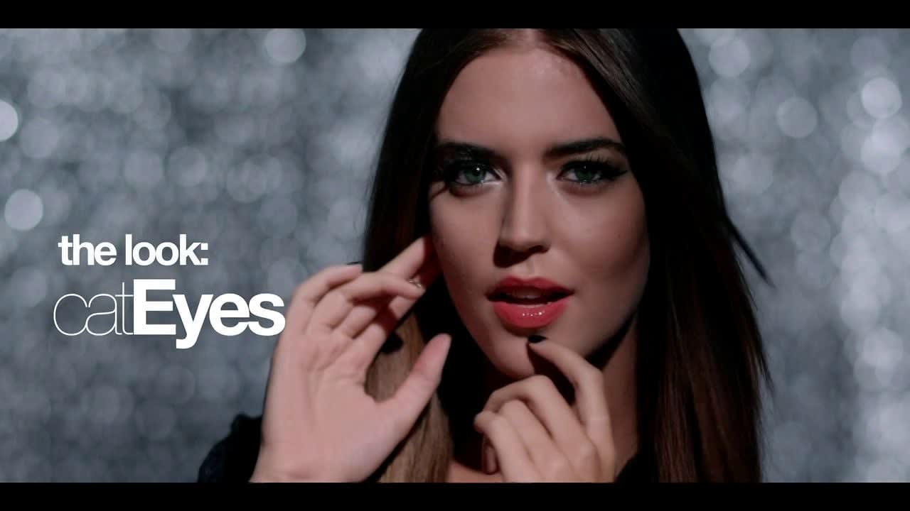 MAYBELLINE Cat Eyes - How to Do Cat Eye Makeup