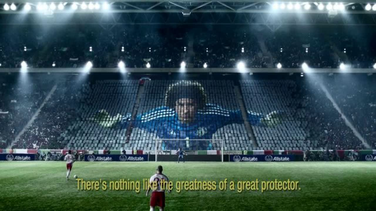 Protection Is Our Game - Allstate