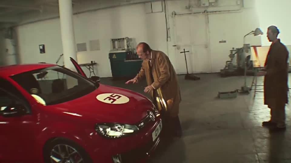 Volkswagen: GTI 35th Anniversary