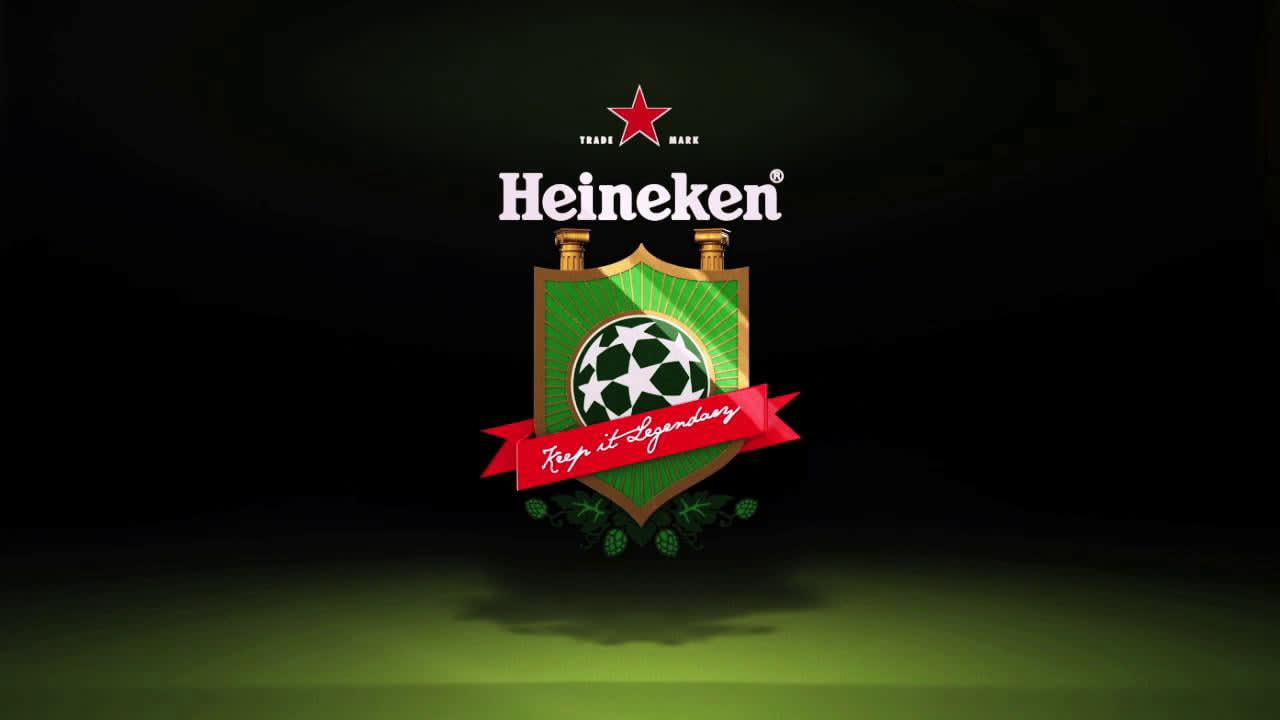 Heineken - Keep it Legendary