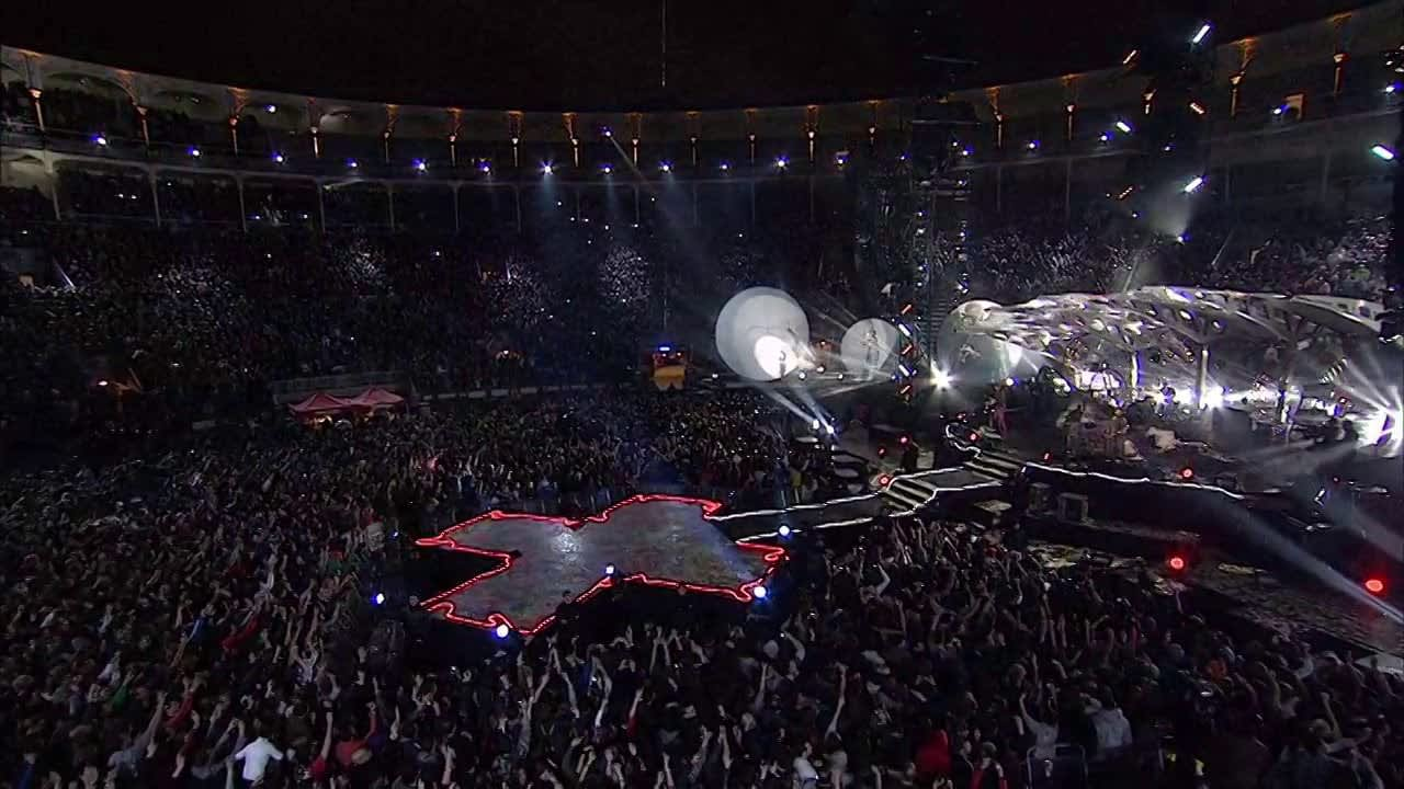 American Express UNSTAGED: Coldplay Directed by Anton Corbijn