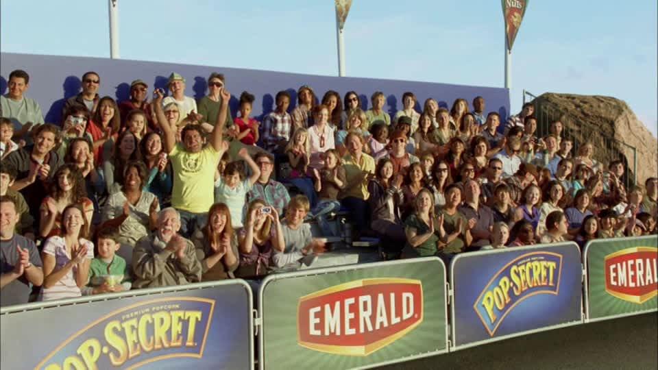 Emerald Nuts Super Bowl Ad
