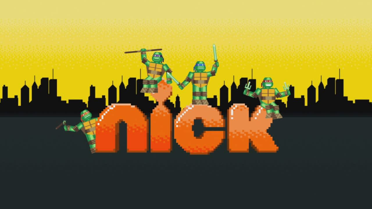 Nickelodeon Bumpers 2013