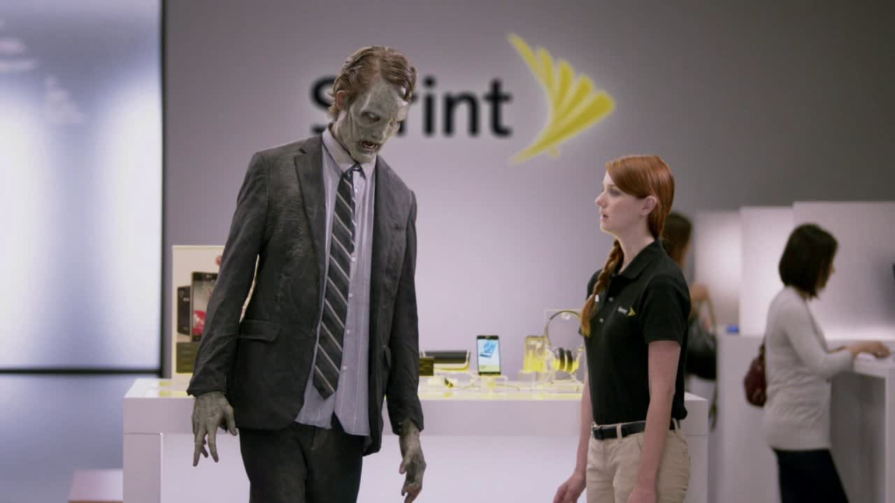 Sprint | Unlimited For Life: Zombie