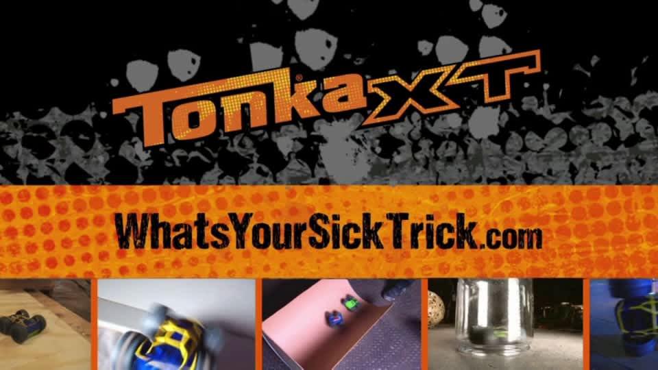 Tonka - #WhatsYourSickTrick?