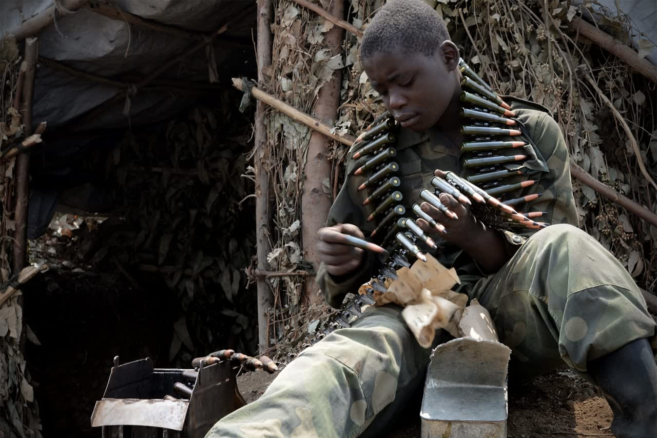USA TODAY: Inside Africa's Most Deadly Conflict
