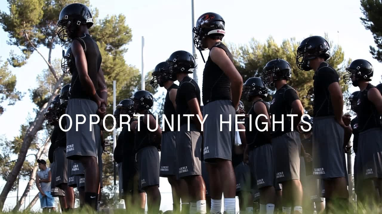 Opportunity Heights for AARP Broadcast
