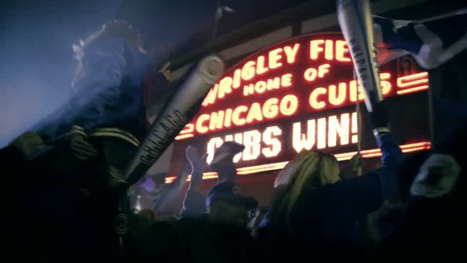 """Playstation """"Cubs Win"""""""