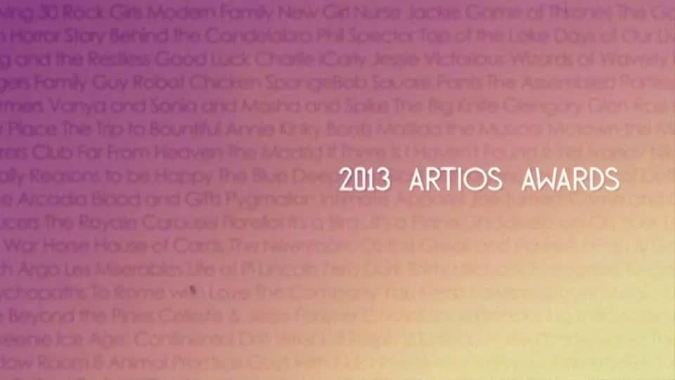 Artios 2013