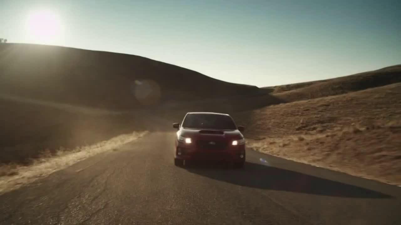 2015 Subaru WRX Launch Video