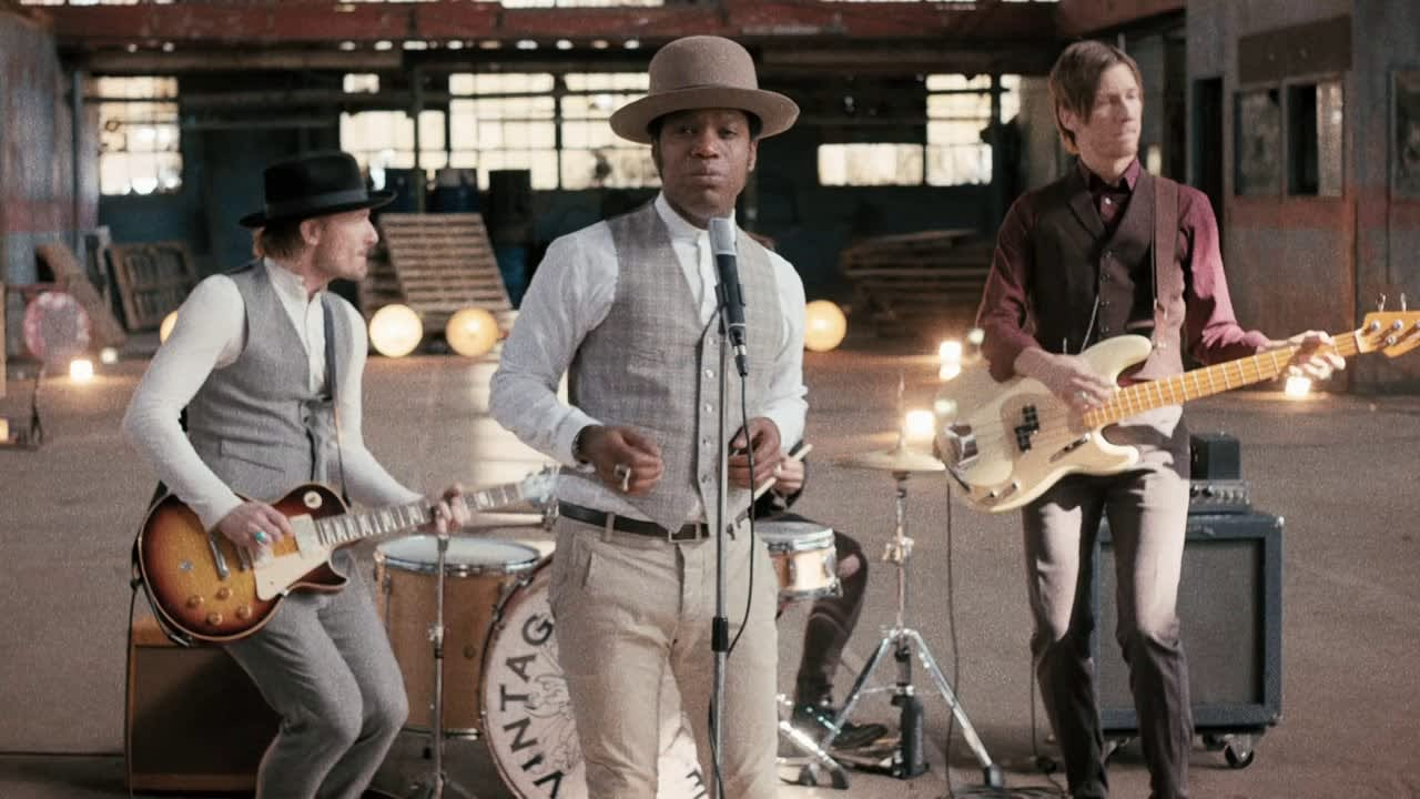 """Vintage Trouble """"Gracefully"""""""