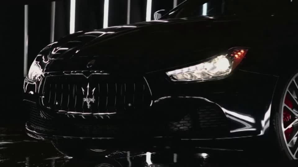 Maserati Social Video Launch